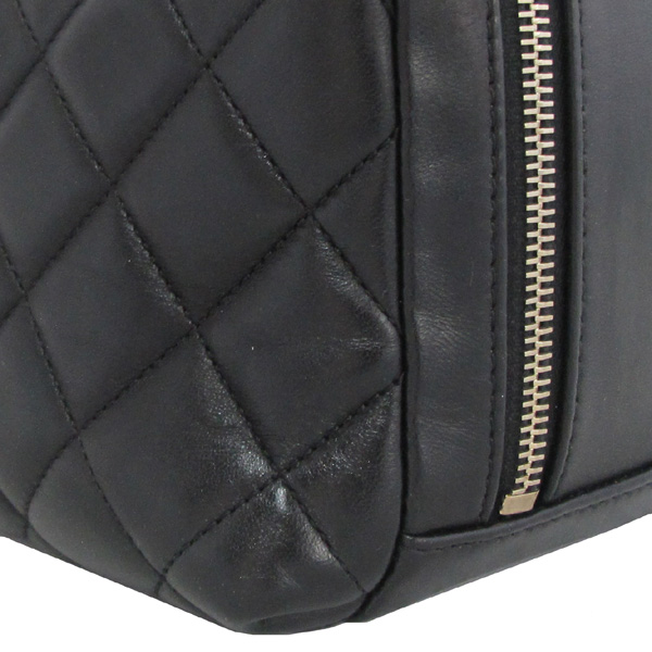 Chanel(샤넬) A69924 COCO 금장 로고 블랙 램스킨 Bowling(볼링) 금장 체인 2WAY [대구동성로점] 이미지4 - 고이비토 중고명품