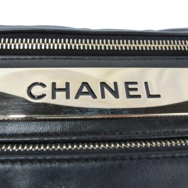 Chanel(샤넬) A69924 COCO 금장 로고 블랙 램스킨 Bowling(볼링) 금장 체인 2WAY [대구동성로점] 이미지5 - 고이비토 중고명품