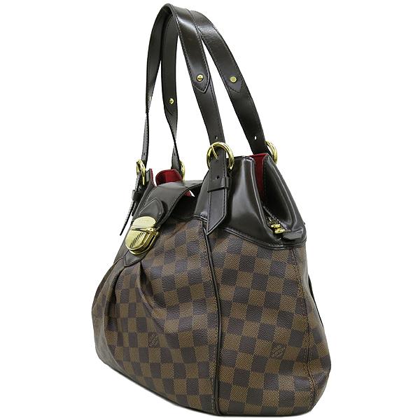 Louis Vuitton(루이비통) N41541 다미에 에벤 캔버스 시스티나MM 숄더백 [강남본점] 이미지2 - 고이비토 중고명품