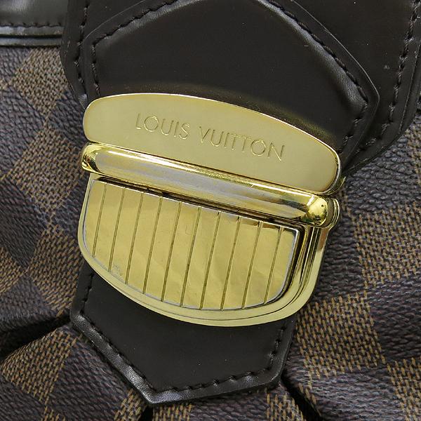 Louis Vuitton(루이비통) N41541 다미에 에벤 캔버스 시스티나MM 숄더백 [강남본점] 이미지3 - 고이비토 중고명품