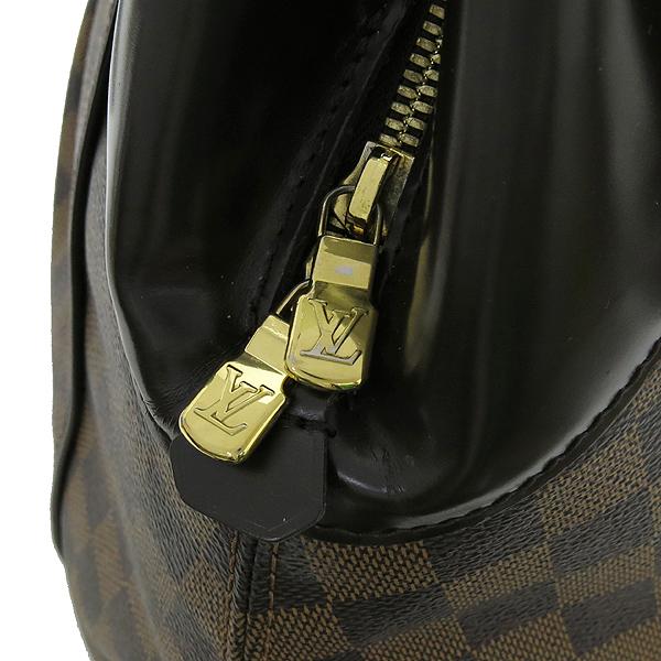 Louis Vuitton(루이비통) N41541 다미에 에벤 캔버스 시스티나MM 숄더백 [강남본점] 이미지4 - 고이비토 중고명품