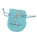 Tiffany(티파니) 18K 화이트골드 Paloma Picasso 팔로마 피카소™ 버터플라이 1포인트 다이아 체인 목걸이