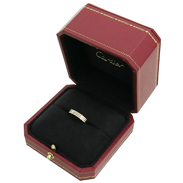 Cartier(까르띠에) B4052251 18K 삼색골드 Trinity wedding band 트리니티 웨딩 밴드 반지 - 11호 [대구동성로점] 이미지2 - 고이비토 중고명품