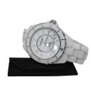 Chanel(샤넬) H2981 화이트 세라믹 J12 오토매틱 42mm 남성용 시계 [대구동성로점]