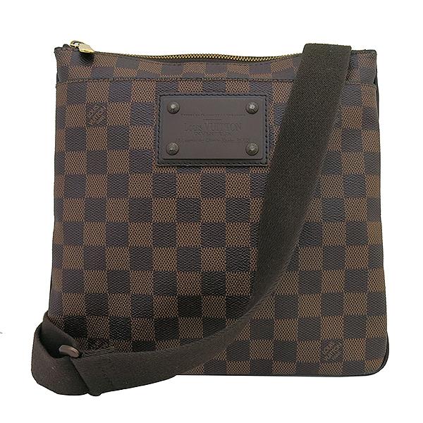 Louis Vuitton(루이비통) N41100 다미에 에벤 포쉐트 부르클린 메신저 크로스백 [부산센텀본점] 이미지2 - 고이비토 중고명품