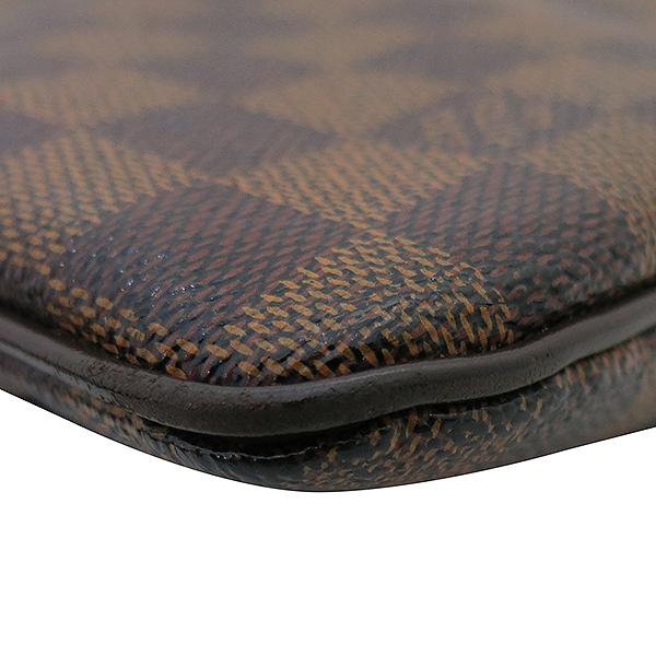 Louis Vuitton(루이비통) N41100 다미에 에벤 포쉐트 부르클린 메신저 크로스백 [부산센텀본점] 이미지5 - 고이비토 중고명품