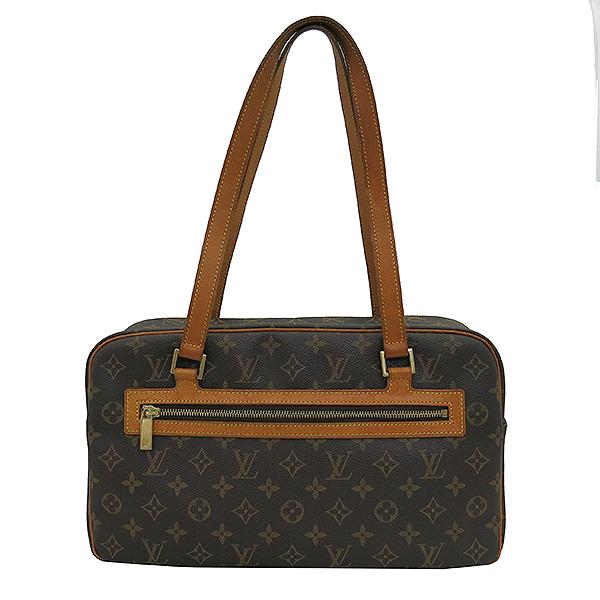 Louis Vuitton(루이비통) M51181 모노그램 캔버스 시떼GM 숄더백 [부산센텀본점] 이미지4 - 고이비토 중고명품