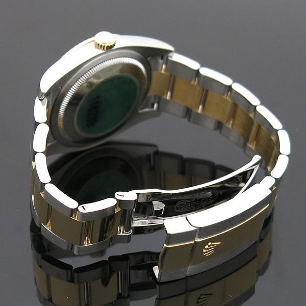 Rolex(로렉스) 116233 DATEJUST 데이트저스트 18K 콤비 오이스터 밴드 스틸 로마인덱스 화이트다이얼 오토매틱 남성용 시계 [인천점] 이미지5 - 고이비토 중고명품