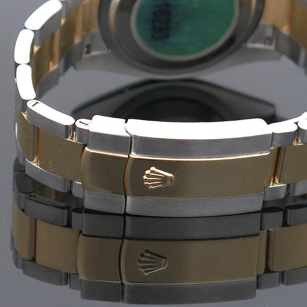 Rolex(로렉스) 116233 DATEJUST 데이트저스트 18K 콤비 오이스터 밴드 스틸 로마인덱스 화이트다이얼 오토매틱 남성용 시계 [인천점] 이미지6 - 고이비토 중고명품