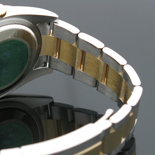 Rolex(로렉스) 116233 DATEJUST 데이트저스트 18K 콤비 오이스터 밴드 스틸 로마인덱스 화이트다이얼 오토매틱 남성용 시계 [인천점] 이미지7 - 고이비토 중고명품