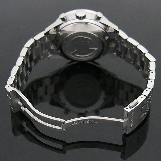 Tag Heuer(태그호이어) CV2014-3 BA0794 CARRERA 까레라 레이싱 크로노그래프 오토매틱 스틸 남성용 시계 [부산센텀본점] 이미지4 - 고이비토 중고명품