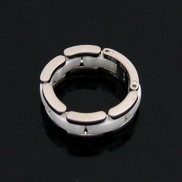 Chanel(샤넬) J2642 18K 화이트 골드 세라믹 울트라 반지 - 14호 [부산센텀본점] 이미지2 - 고이비토 중고명품
