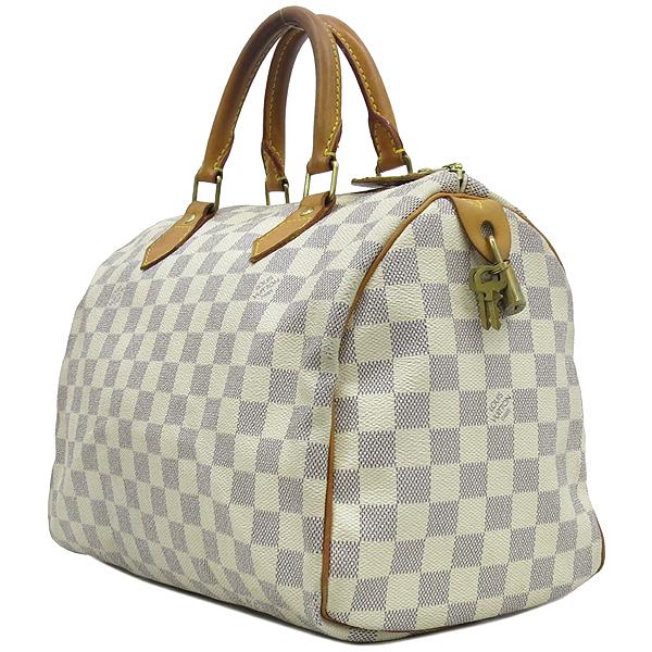 Louis Vuitton(루이비통) N41533 다미에 아주르 캔버스 스피디 30 토트백 [강남본점] 이미지2 - 고이비토 중고명품