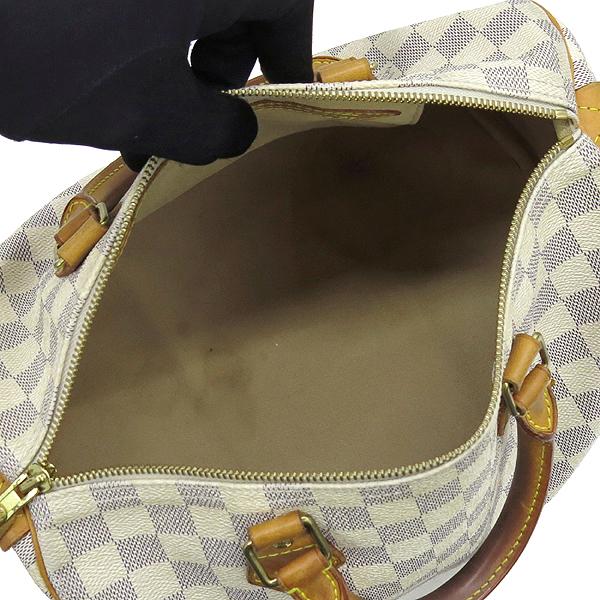 Louis Vuitton(루이비통) N41533 다미에 아주르 캔버스 스피디 30 토트백 [강남본점] 이미지5 - 고이비토 중고명품