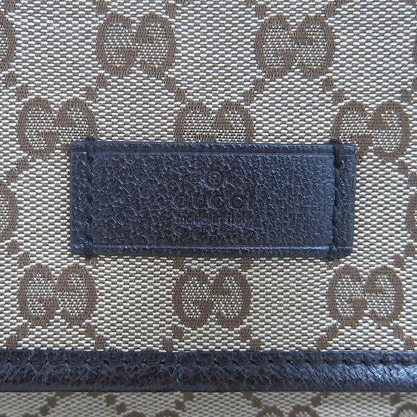 Gucci(구찌) 233052 GG 로고 자가드 삼색 스티치 크로스백 [동대문점] 이미지4 - 고이비토 중고명품