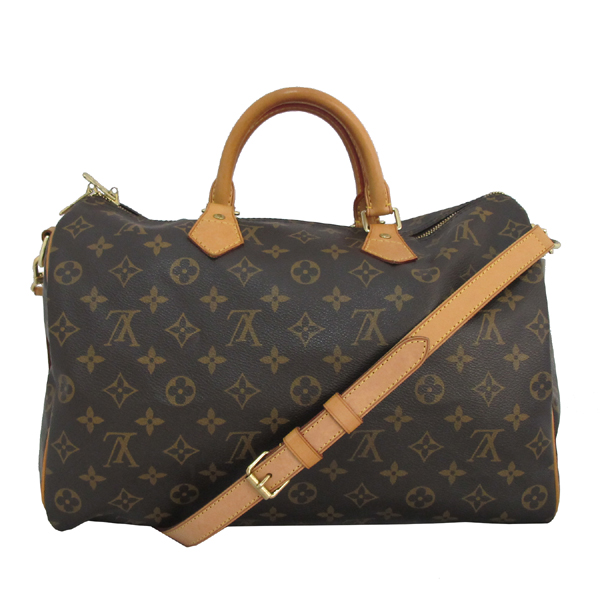 Louis Vuitton(루이비통) M40392 모노그램 캔버스 반둘리에 스피디 35 토트백 + 숄더스트랩 2WAY [대구동성로점] 이미지2 - 고이비토 중고명품