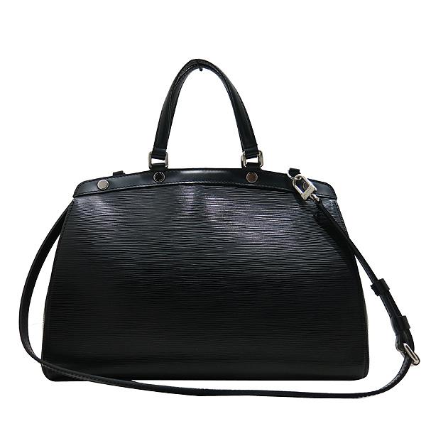 Louis Vuitton(루이비통) M40329 에삐 NOIR 블랙 브레아 MM 토트백 + 숄더스트랩 2WAY [인천점]