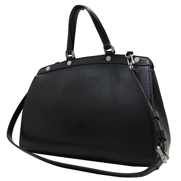 Louis Vuitton(루이비통) M40329 에삐 NOIR 블랙 브레아 MM 토트백 + 숄더스트랩 2WAY [인천점] 이미지2 - 고이비토 중고명품