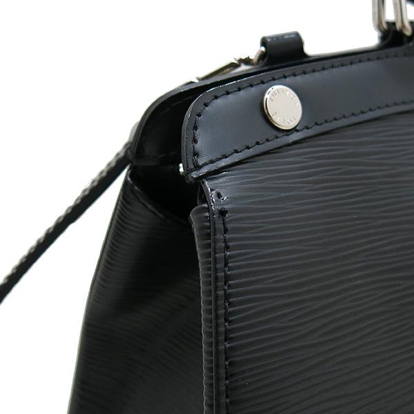 Louis Vuitton(루이비통) M40329 에삐 NOIR 블랙 브레아 MM 토트백 + 숄더스트랩 2WAY [인천점] 이미지3 - 고이비토 중고명품