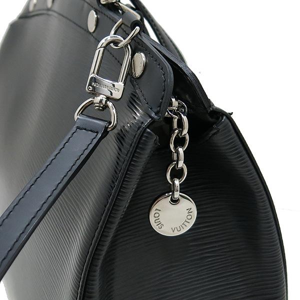 Louis Vuitton(루이비통) M40329 에삐 NOIR 블랙 브레아 MM 토트백 + 숄더스트랩 2WAY [인천점] 이미지4 - 고이비토 중고명품