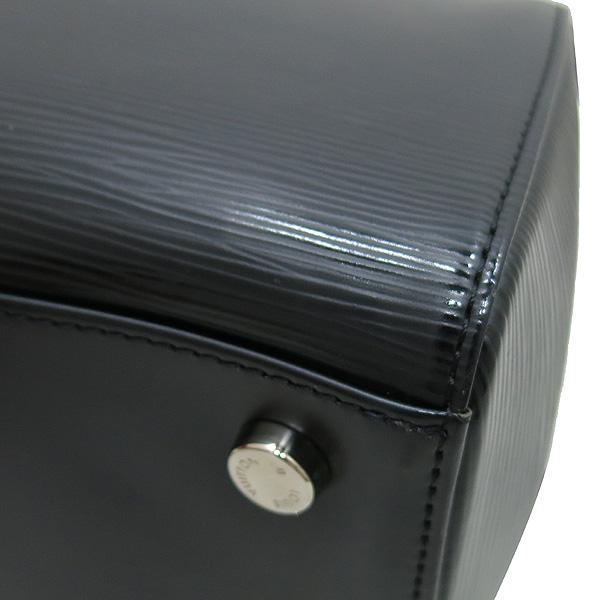 Louis Vuitton(루이비통) M40329 에삐 NOIR 블랙 브레아 MM 토트백 + 숄더스트랩 2WAY [인천점] 이미지5 - 고이비토 중고명품