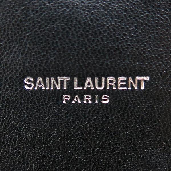 SAINTLAURENT PARIS(생로랑파리) 392738 YSL 로고 장식 컬리지 L 사이즈 토트백 + 숄더스트랩 [부산센텀 이미지5 - 고이비토 중고명품
