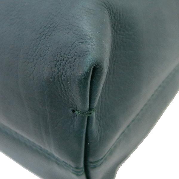 LANVIN(랑방) 그린 레더 해피 플랩 빈티지 체인 숄더백 [부산센텀본점] 이미지5 - 고이비토 중고명품