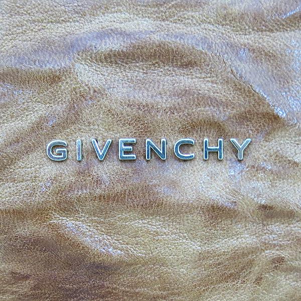 GIVENCHY(지방시) 브라운 컬러 링클 판도라 L사이즈 2WAY [부산센텀본점] 이미지3 - 고이비토 중고명품