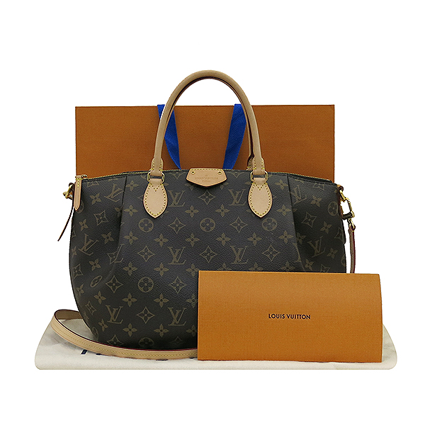 Louis Vuitton(루이비통) M48814 모노그램 캔버스 TURENNE(튀렌느) MM 토트백 + 숄더스트랩 2WAY [부산센텀본점]