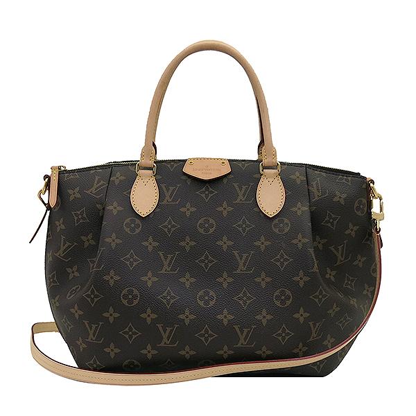 Louis Vuitton(루이비통) M48814 모노그램 캔버스 TURENNE(튀렌느) MM 토트백 + 숄더스트랩 2WAY [부산센텀본점] 이미지2 - 고이비토 중고명품