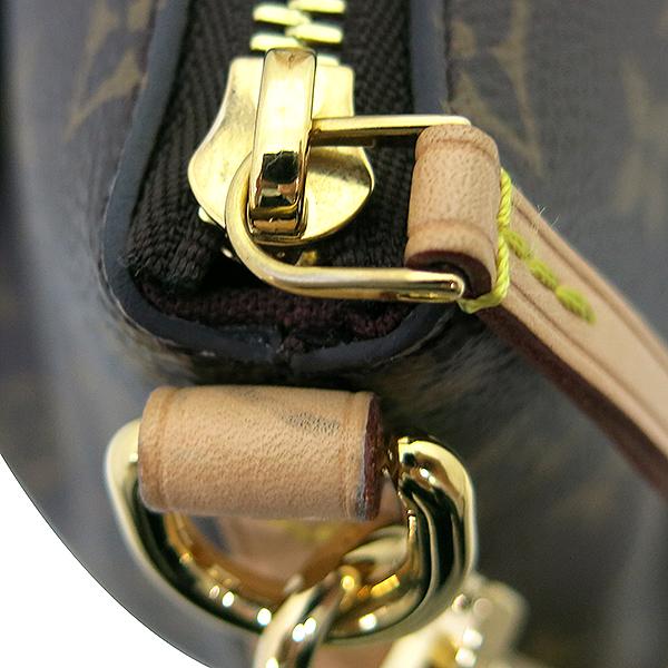 Louis Vuitton(루이비통) M48814 모노그램 캔버스 TURENNE(튀렌느) MM 토트백 + 숄더스트랩 2WAY [부산센텀본점] 이미지4 - 고이비토 중고명품