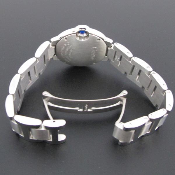 Cartier(까르띠에) W69010Z4 발롱블루 드 까르띠에 S사이즈 쿼츠 28MM 스틸 여성용시계 [대구반월당본점] 이미지4 - 고이비토 중고명품