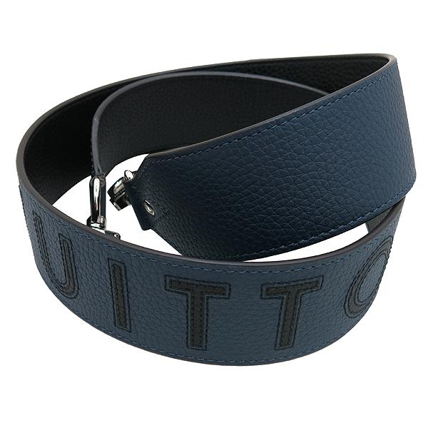 Louis Vuitton(루이비통) J02390 네이비 컬러 토뤼옹 블랙 로고 이니셜 반둘리에 숄더 스트랩 [인천점] 이미지3 - 고이비토 중고명품
