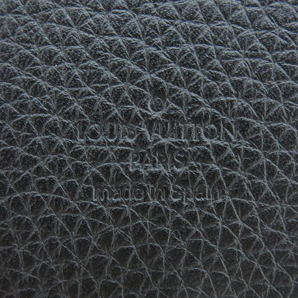 Louis Vuitton(루이비통) J02390 네이비 컬러 토뤼옹 블랙 로고 이니셜 반둘리에 숄더 스트랩 [인천점] 이미지4 - 고이비토 중고명품