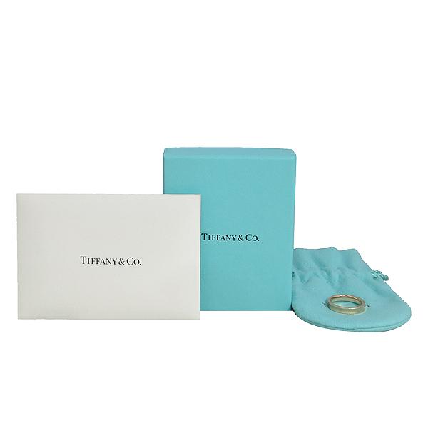 Tiffany(티파니) TIFFANY&CO 루베이도 핑크 메탈 합금 반지-17호 [동대문점]