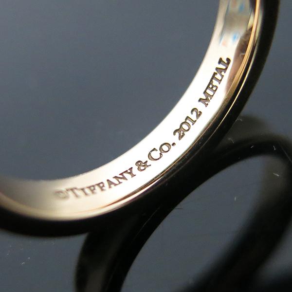 Tiffany(티파니) TIFFANY&CO 루베이도 핑크 메탈 합금 반지-17호 [동대문점] 이미지4 - 고이비토 중고명품
