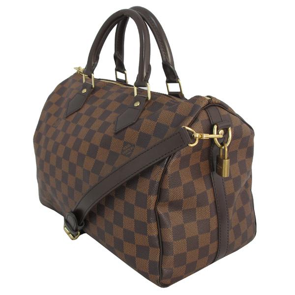 Louis Vuitton(루이비통) N41367 다미에 에벤 캔버스 스피디 반둘리에 30 토트백+숄더스트랩 [대구반월당본점] 이미지2 - 고이비토 중고명품