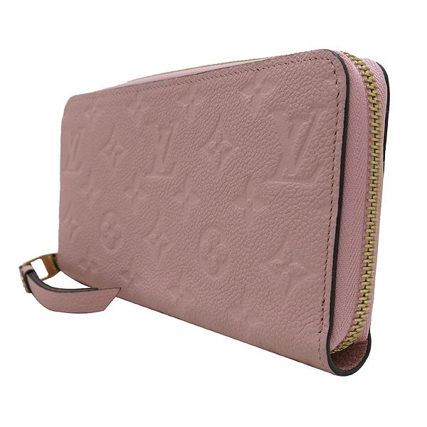 Louis Vuitton(루이비통) M64090 모노그램 앙프렝트 ROSE PUDNE 컬러 지피 월릿 장지갑 [인천점] 이미지3 - 고이비토 중고명품