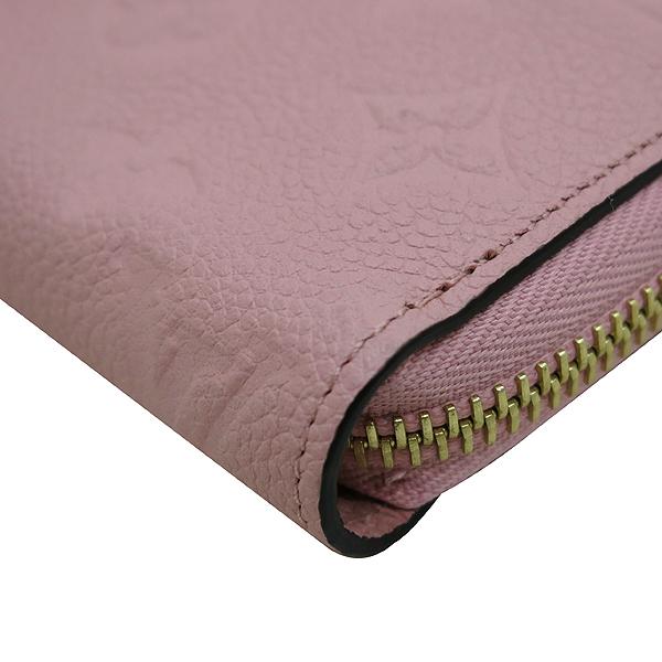 Louis Vuitton(루이비통) M64090 모노그램 앙프렝트 ROSE PUDNE 컬러 지피 월릿 장지갑 [인천점] 이미지4 - 고이비토 중고명품