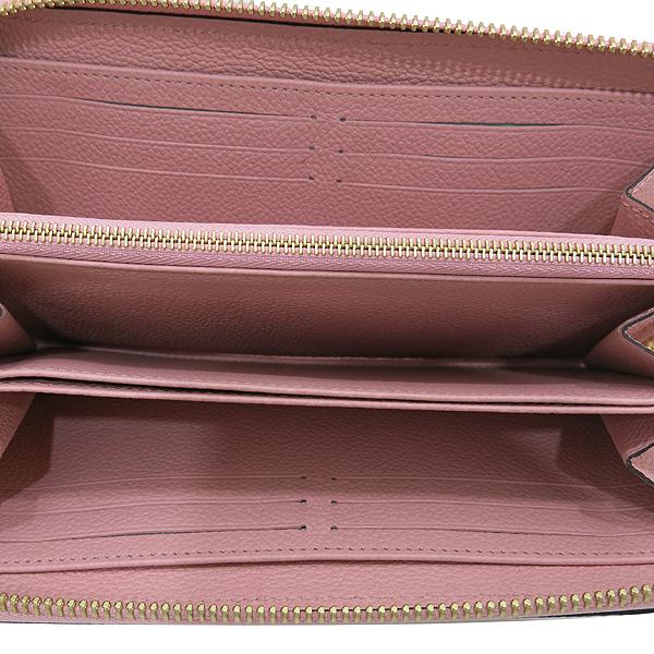Louis Vuitton(루이비통) M64090 모노그램 앙프렝트 ROSE PUDNE 컬러 지피 월릿 장지갑 [인천점] 이미지5 - 고이비토 중고명품