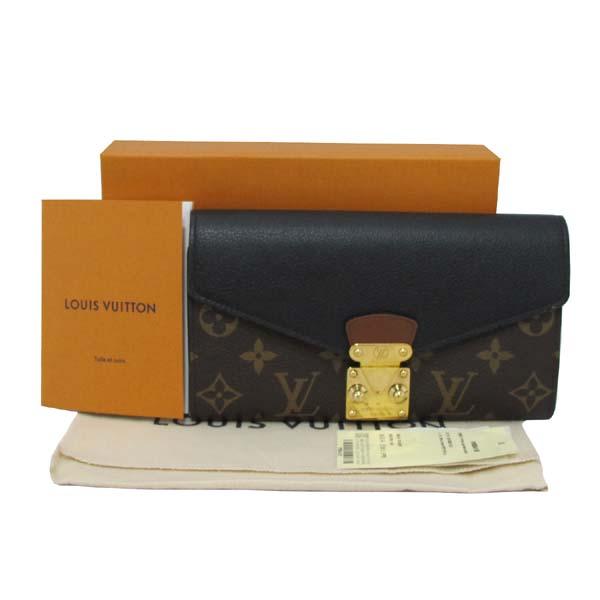 Louis Vuitton(루이비통) M58415 모노그램 캔버스 블랙 컬러 팔라스 월릿 장지갑 [대구반월당본점]