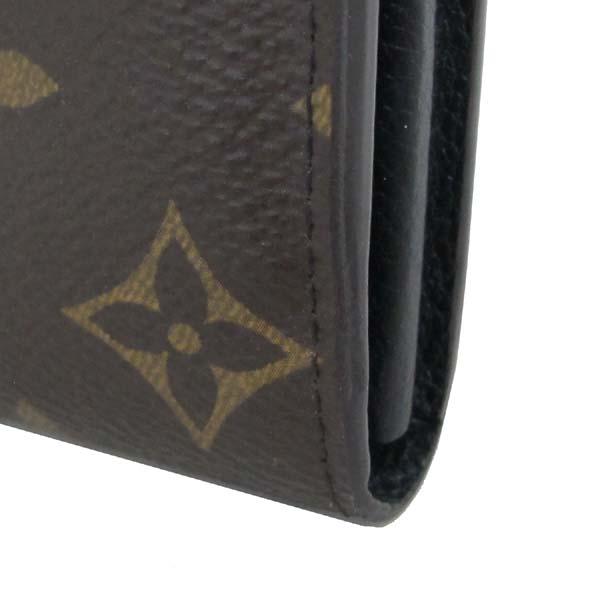 Louis Vuitton(루이비통) M58415 모노그램 캔버스 블랙 컬러 팔라스 월릿 장지갑 [대구반월당본점] 이미지4 - 고이비토 중고명품
