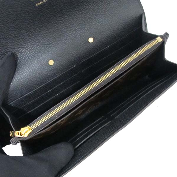 Louis Vuitton(루이비통) M58415 모노그램 캔버스 블랙 컬러 팔라스 월릿 장지갑 [대구반월당본점] 이미지5 - 고이비토 중고명품