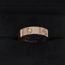 Cartier(까르띠에) 18K 골드 러브링 남성용 반지(18호)[광주1]