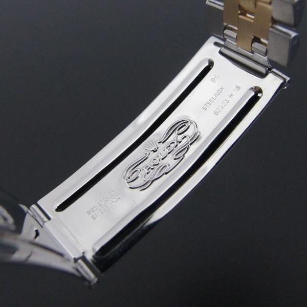 Rolex(로렉스) 16233 18K 콤비 DATEJUST(데이저스트) 남성용 시계 [대구반월당본점] 이미지5 - 고이비토 중고명품