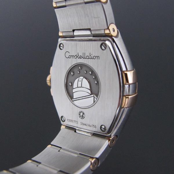 Omega(오메가) 123.20.24.60.02.001 18K 콤비 풀바 CONSTELLATION 09 (컨스틸레이션) 여성용 시계 [대구반월당본점] 이미지5 - 고이비토 중고명품