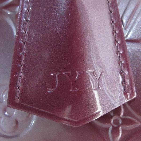 Louis Vuitton(루이비통) M93594 모노그램 베르니 바이올렛 알마 GM 토트백 [대전본점] 이미지6 - 고이비토 중고명품