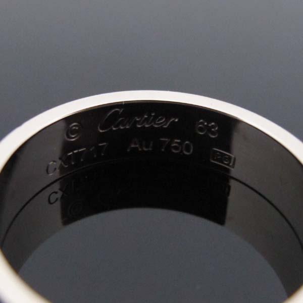 Cartier(까르띠에) B4084763 18K 화이트골드 러브링 반지 - 23호 [대구반월당본점] 이미지4 - 고이비토 중고명품