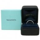 Tiffany(티파니) PT950 (플래티늄) 2mm 클래식 링 반지 [강남본점]