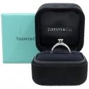 Tiffany(티파니) Tiffany(티파니) PT950(플레티늄) 0.28CT(캐럿) 다이아 웨딩 반지 -8호  [대구동성로점]